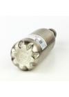 DORAS Termosz - Szálcsiszolt rozsdamentes acél - 500 ml
