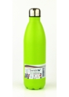 DORAS Termosz - Rozsdamentes acél - Neonzöld - 750 ml