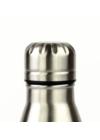 DORAS Termosz - Szálcsiszolt rozsdamentes acél - 1000 ml