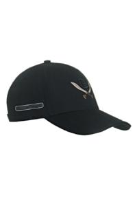 Fekete színű Gurkha Tactical baseball sapka