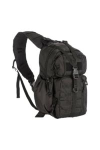 Gurkha Tactical egypántos hátizsák nagyméretű, fekete B104