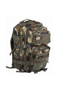Mil-Tec B06 taktikai hátizsák, terepmintás 36 L
