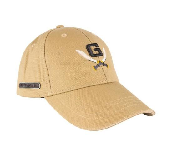 Coyote színű Gurkha Tactical baseball sapka