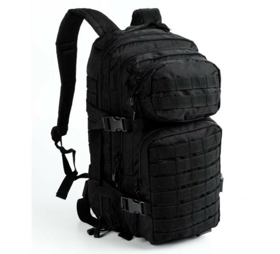 Gurkha Tactical B06 taktikai hátizsák, fekete