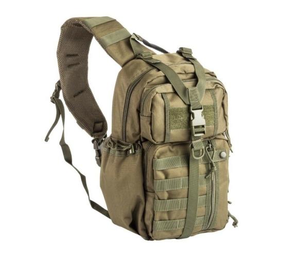 Gurkha Tactical egypántos nagyméretű hátizsák, zöld B104