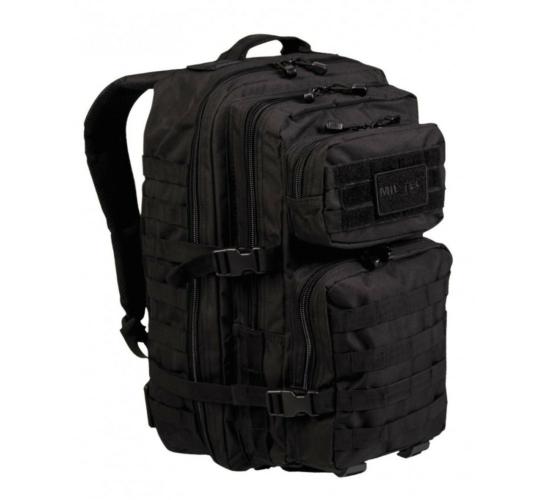 Mil-Tec B06 taktikai hátizsák - fekete 36 L